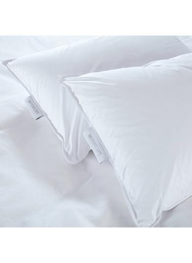 Penelope Nomite Bebek Yastık Alezi 35x45 Beyaz